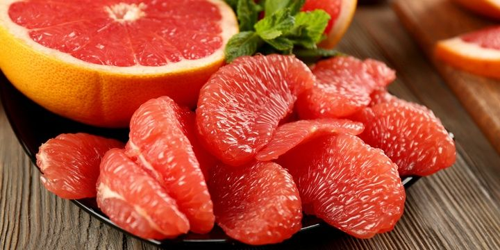 11 Slimming Foods for All Dieters Grapefruit