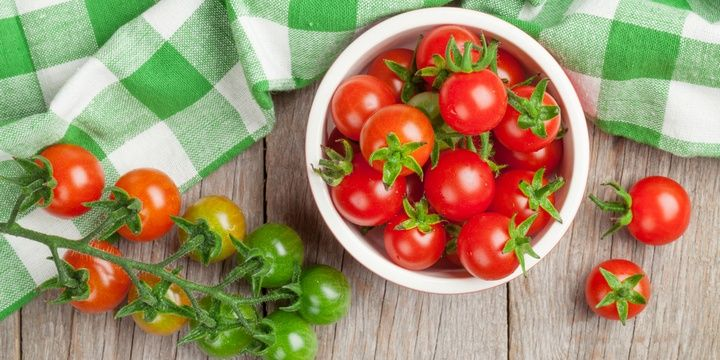 4 Unhealthy Veggies People Commonly Eat Cherry Tomatoes