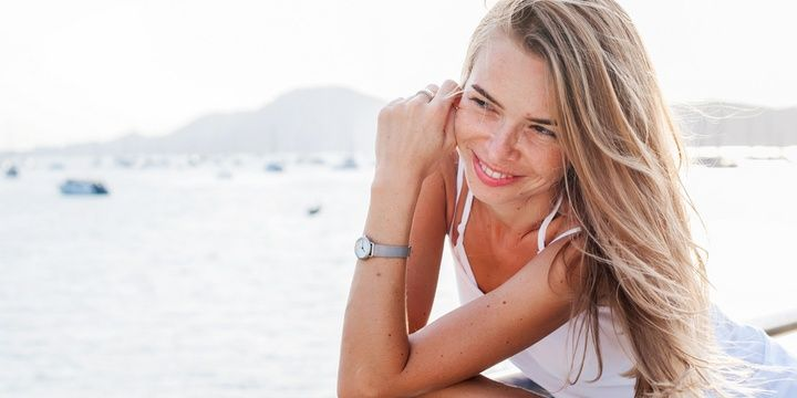 5 Benefits of Staying in the Sun Sun Heals Skin Disorders