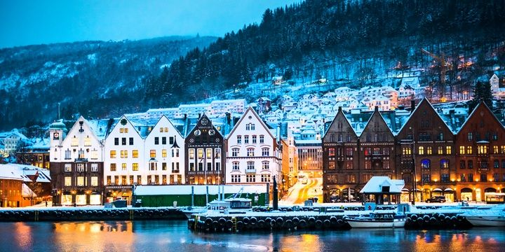 5 Countries Where People Always Feel Happy Norway