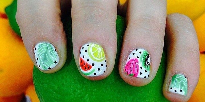 Beauty At Your Fingertips: Nail Art Displayed On Instagram