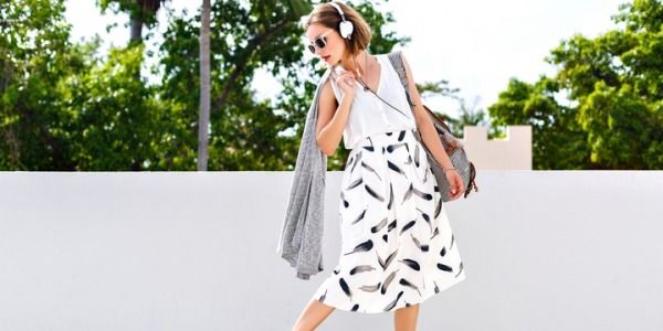 7 Ways to Make a Midi Look Chic