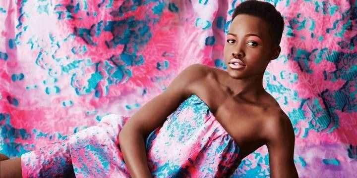 Lupita Nyong'o Is Ready To Share Her Beauty Tips