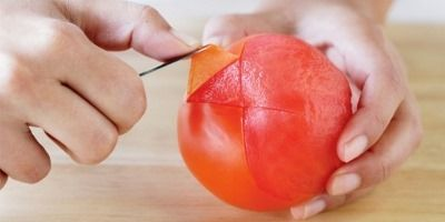 How To Peel Tomatoes In 30 Seconds