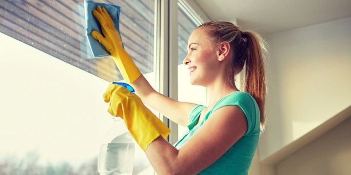 5 Easy Steps towards a Cleaner Home Window Strokes