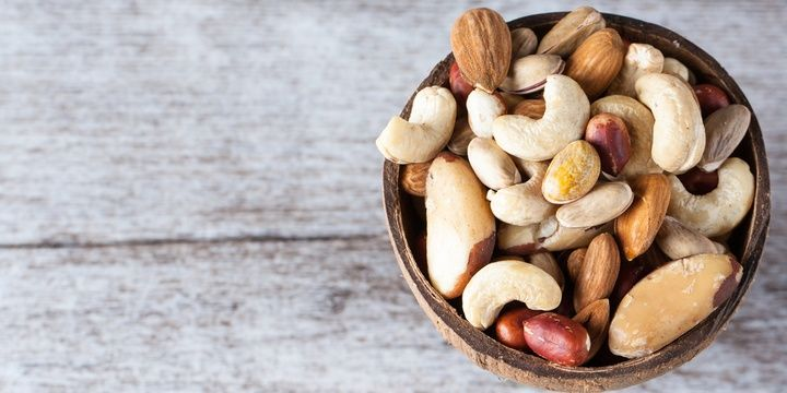5 Foods That Every Diabetic Needs Nuts