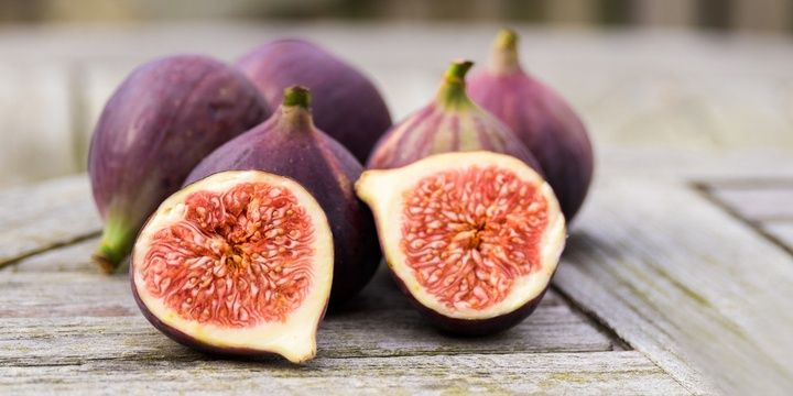 5 Foods to Keep You Satisfied and Fit Figs