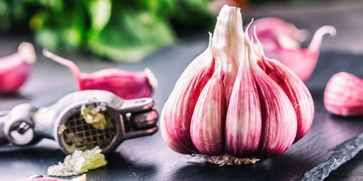 5 Foods to Store in Room Temperature Garlic