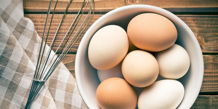 5 Foods to Store in Room Temperature Eggs