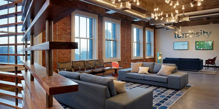 5 Most Impressive Offices on the Planet in 2017 USA Lumosity San Francisco