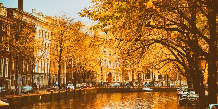 5 Perfect Travel Destinations for Autumn Amsterdam The Netherlands