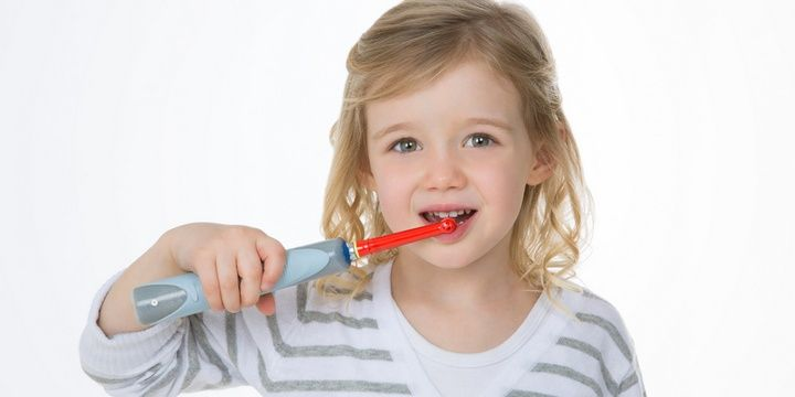 5 Reasons to Switch to an Electric Toothbrush Timed rotation
