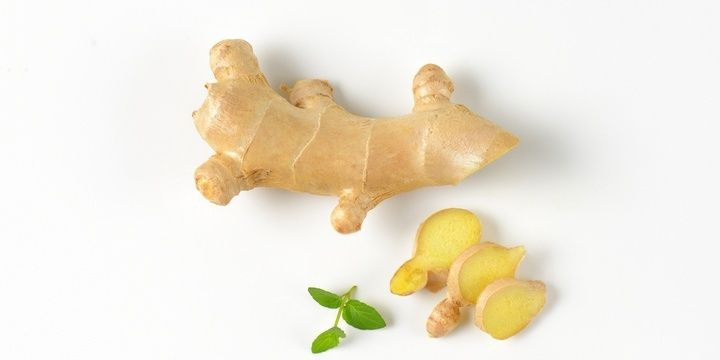 7 Foods the Human Body Loves and Needs Ginger