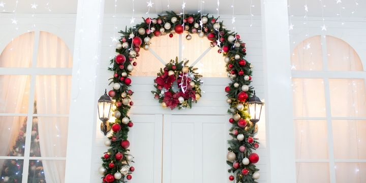 7 Joyful and Creative Ideas for Christmas Decorating the house