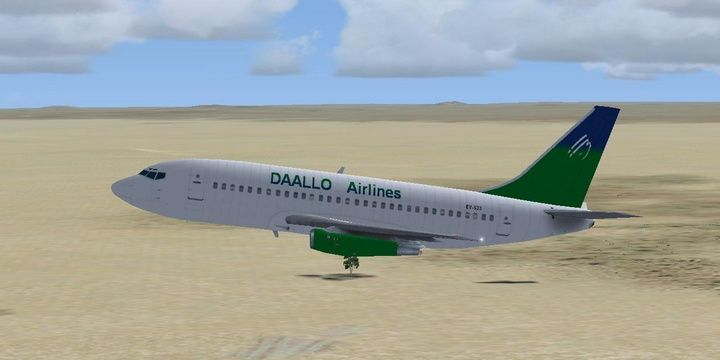 7 Least Trustworthy and Safe Airlines on the Planet Daallo Airlines