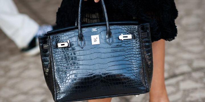 8 Most Luxurious Handbags for Ladies in 2017 Hermes Birkin in Croc Porosus Lisse
