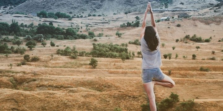 8 Yoga Poses for a More Productive Day Tadasana