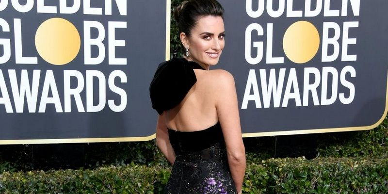 Best and Worst Dressed Celebs at the 2019 Golden Globes Penélope Cruz in Ralph and Russo