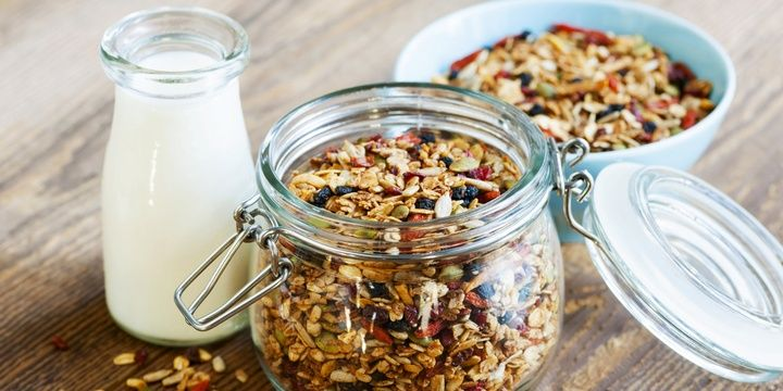 How to Change Life and Make It Healthy Drinking the Milk of Your Cereal