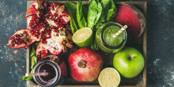 How to Change Life and Make It Healthy Eat Colorful Food