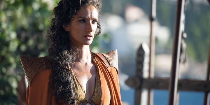 Our Prototypes in Game of Thrones According to Astrologists Ellaria Sand Leo