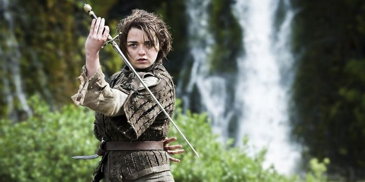 Our Prototypes in Game of Thrones According to Astrologists Arya Stark Scorpio