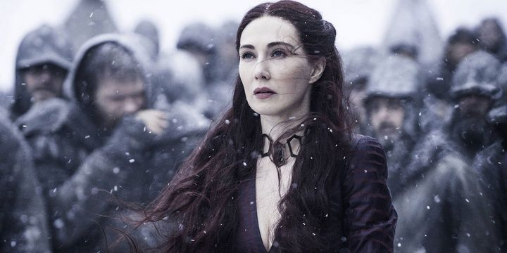 Our Prototypes in Game of Thrones According to Astrologists Melisandre Sagittarius