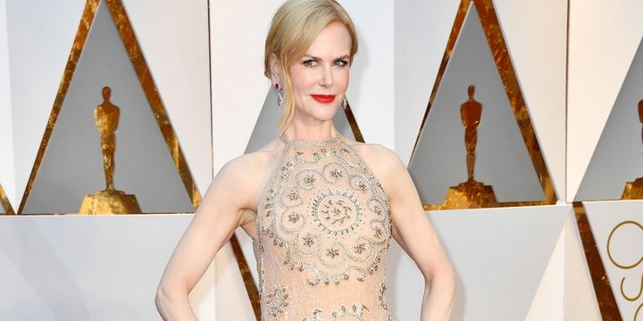 The 6 Most Beautifully Dressed Celebrities at the 2017 Oscars Nicole Kidman