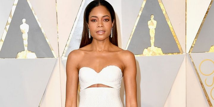 The 6 Most Beautifully Dressed Celebrities at the 2017 Oscars Naomie Harris