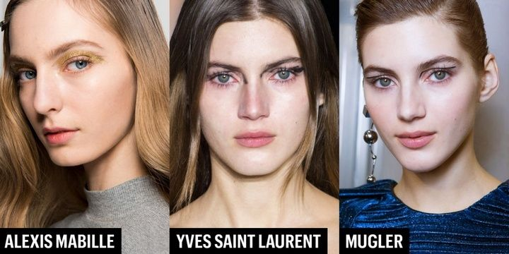 The 6 Most Impressive Fashion Trends from France Brow Bone Accents