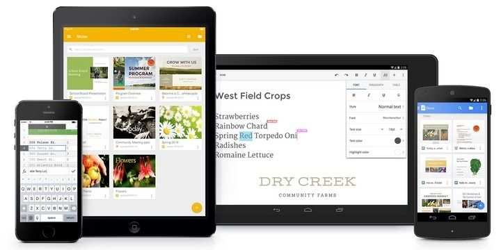 New Office Apps Developments From Google