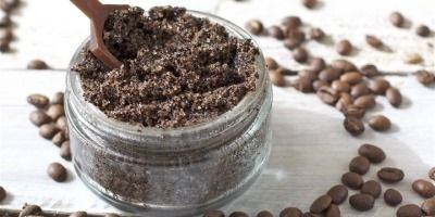 Coffee Scrub vs. Cellulite