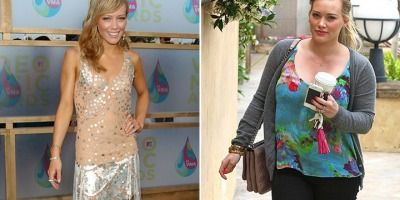 5 Celebrities Who Went From Fit To Fat