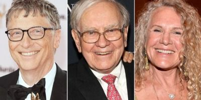 Success Stories of the Richest Americans